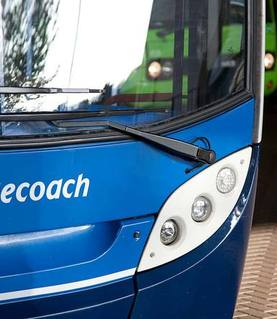 STAGECOACH BUS info for Sept