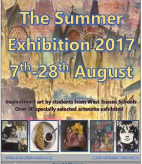 Art exhibition at Arundel Museum