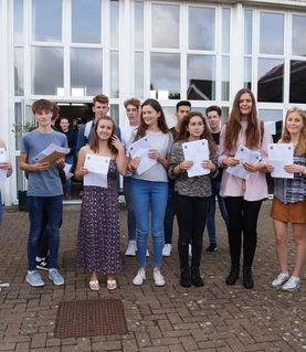 CHS GCSE Results Day