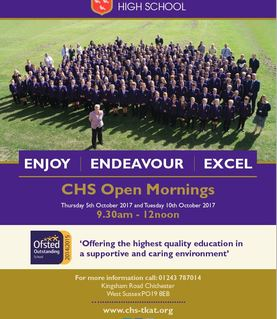 Open Mornings 2017