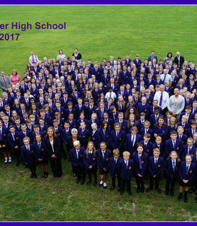Our new Year 7 cohort - Class of 2017
