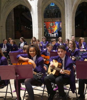 Year 7 Cathedral Service 2017