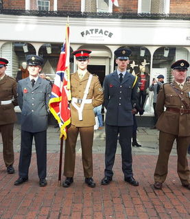 Chichester City Remembrance Service