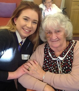 HAWKING House visit MHA Greenways Nursing Home