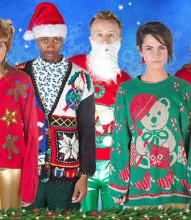 Christmas Jumpers on the 20th