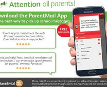 Parentmail attention