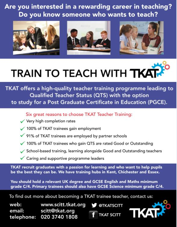 Train to Teach generic