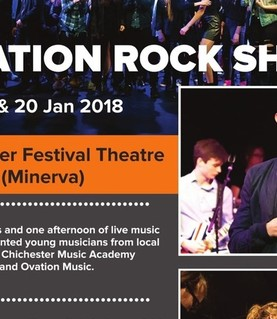 Ovation Rock Show