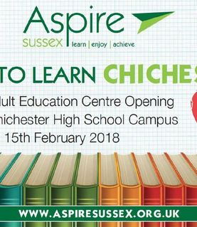 ASPIRE SUSSEX FREE taster courses