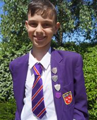 Alex - Deputy Head Boy