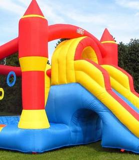 Bouncy Castle for 100% attendance