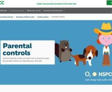 NSPCC Parental Controls