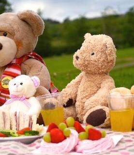 Nursery - Teddy Bears Picnic