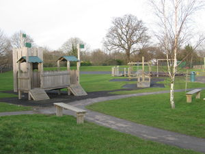 8 infant play area