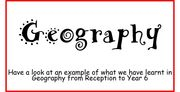 Geography