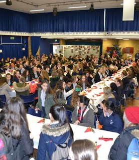 Year 9 Christmas Lunch