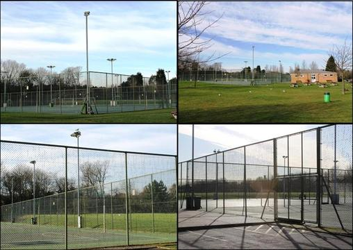 Netball Courts