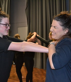 Shakespeare Combat Workshop