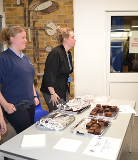 Cake Sale for Charity