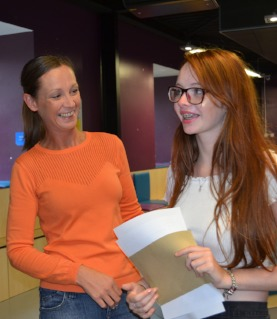 A level Results - Paige Anderson