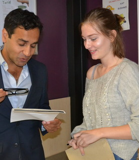 GCSE Results - Rehman Chishti MP Congratulates our students