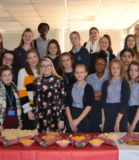 Student council Christmas Lunch