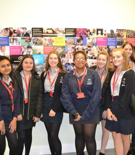 Year 11 visit to Mid Kent College