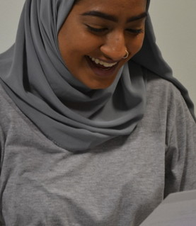 Sameeha Begum - GCSE Results
