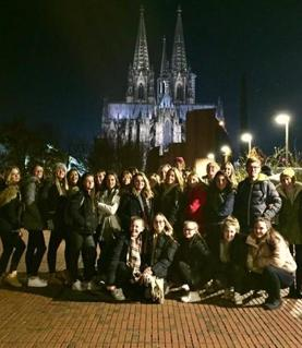 Trip to Cologne, Germany 2019 - Day #1