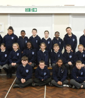 Year 6 awarded hoodies