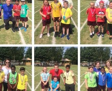 Sports Day 2017 Medal Winners