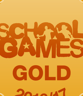 Royal Park Awarded Gold School Games Mark for 3rd Consecutive Year!