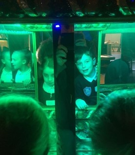 Year 5 Visit the Science Museum