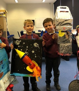 Remarkable Rockets from Y1