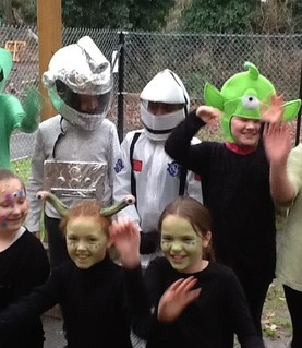 Year 5 Space Day was out of this world!