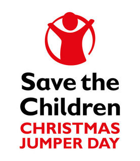 Christmas Jumper Day in aid of Save the Children