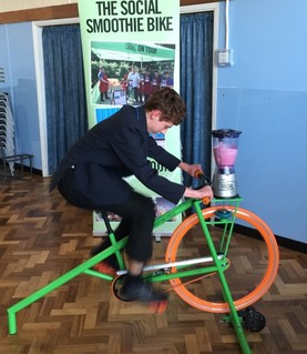 Smoothie Bike
