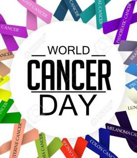 World Cancer Day - 4th Feb 2020