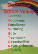 Values Poster