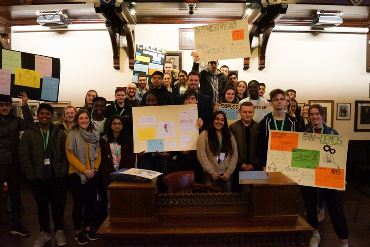 Y12 residential cambridge union
