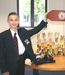Crawley student crowned Muay Thai UK No. 1 Champion