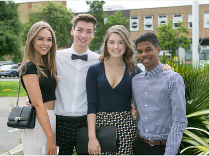 6th Form Graduation 2016