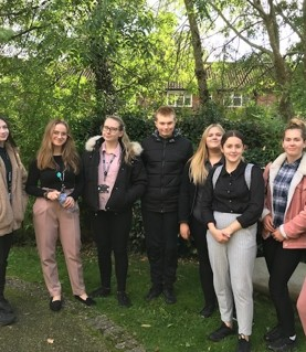 Crawley Sixth Form students giving back to the community