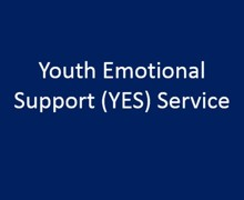 Youth Emotional Support (YES) service