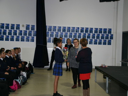 Awards Assemblies October 2016