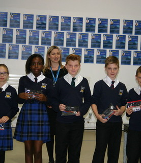 Year 7 Awards Assembly 14th October 2016