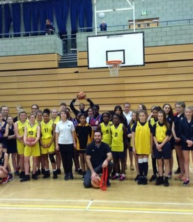 Sussex Active Basketball Tournament